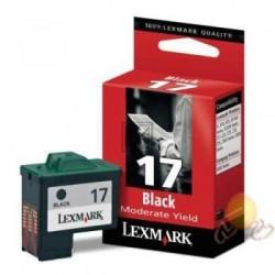 Original Lexmark Tintendruckkopf schwarz 2-er Pack High-Capacity (80D2954, 17)