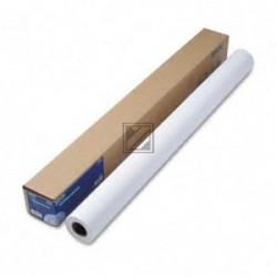 Original Epson Singleweight Matte Paper Roll 17 X40m weiß (C13S041746)