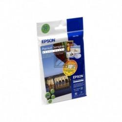 Original Epson Premium Semigloss Photopapier weiß (C13S041765)