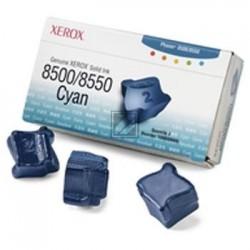 Original Xerox ColorStix cyan 3-er Pack (108R00669)