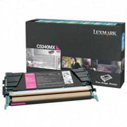 Original Lexmark Toner-Kartusche magenta High-Capacity plus (C5340MX)