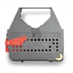 Original Olivetti Farbband Correctable schwarz (80670 80670H)