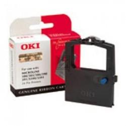 Original OKI Farbband Nylon Reink schwarz (09002309 1039101 1039110)
