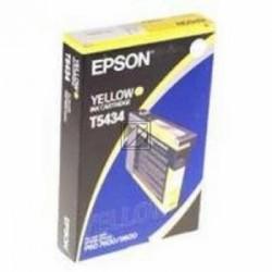 Original Epson Tintenpatrone gelb (C13T543400, T5434)