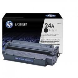 Original Hewlett Packard Toner-Kartusche schwarz (Q2624A, 24A)