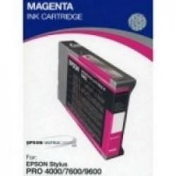 Original Epson Tintenpatrone magenta (C13T543300, T5433)