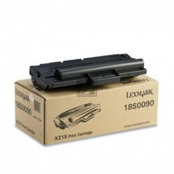 Original Lexmark Toner-Kartusche schwarz (18S0090)