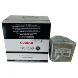 Original Canon Druckkopf schwarz (0586B001 0586B001AB, BC-1350)