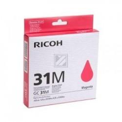 Original Ricoh Gel-Kartuschen magenta (405690, GC31M)