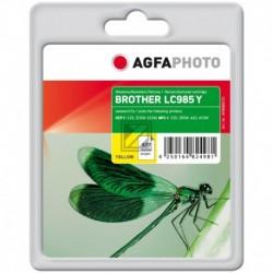 Kompatibel Agfaphoto Tintenpatrone gelb (APB985YD)
