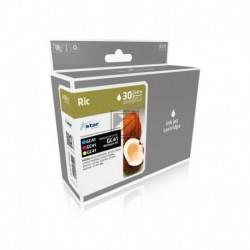 Kompatibel Astar Gel-Kartuschen cyan/gelb/magenta (AS46541)