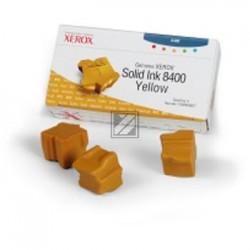 Original Xerox ColorStix gelb 3-er Pack (108R00607)