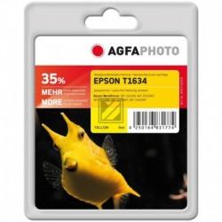 Agfaphoto Tintenpatrone gelb (APET163YD)