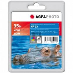 2x Refill Agfaphoto Tintenpatrone cyan/gelb/magenta (APHP23C)